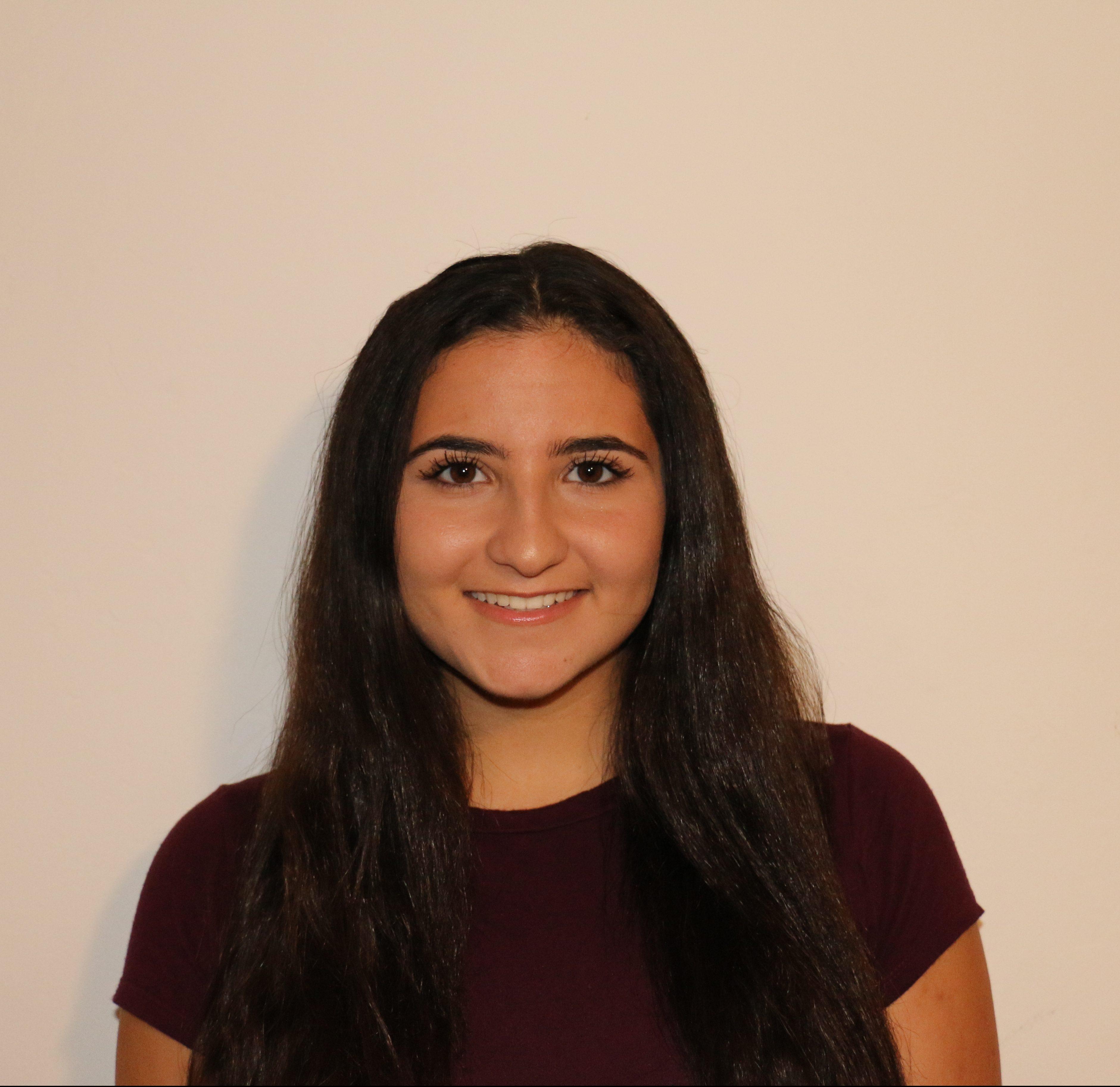 Photo of Nikki Jafarzadeh